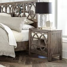 bedroom set next mirrored bedside cabinets long dresser with mirror venetian bedside table from mirrored