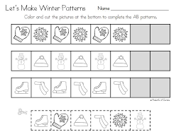 Pattern Activities For Preschoolers Unique Preschool Pattern Activities Printable48 Myscres