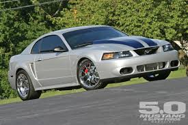 1999 Ford Mustang GT - Silver Metal - 5.0 Mustang & Super Fords ...