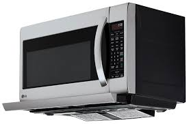 LG 2.2 Cu. Ft. Over-the-Range Microwave Silver LMH2235ST - Best Buy