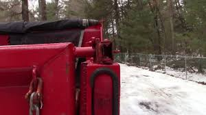 dump truck tailgate fix