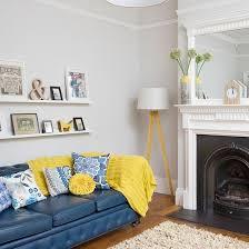modern furniture living room blue. neutral living room with blue sofa modern furniture