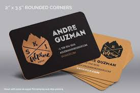 Buissness Cards Die Cut Custom Shape Business Cards