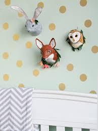 paper mache animal heads on paper mache wall art diy with paper mache animal heads diy tutorial