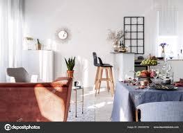 Kleines Studio Apartment Mit Offene Küche Wohn Und