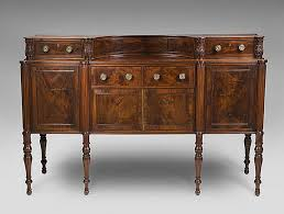 Woods Used in Sheraton Style Pieces
