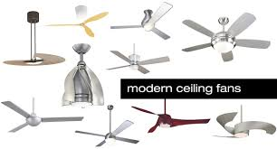 modern ceiling fan. 10 modern ceiling fans that are a breath of fresh air fan i