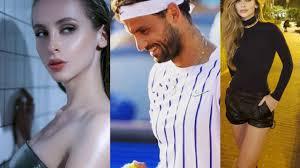The hot couple went to the fashion awards. Who Is Grigor Dimitrov S New Girlfriend Lolita Osmanova Maria Sharapova And Nicole Scherzinger Forgotten Tennis Tonic News Predictions H2h Live Scores Stats