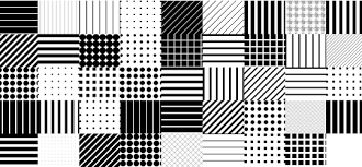 Illustrator Pattern Fill Beauteous Simple Patterns For Separation Better Than Color Alone CSSTricks