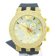 joe rodeo watches overstock com the best prices on designer mens joe rodeo men s broadway 5ct tdw diamond watch
