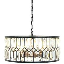 impressive crystal bronze chandelier plus home bronze iron crystal inch chandelier 3 light antique bronze crystal