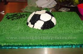 Coolest Soccer Birthday Cake Recipes