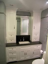 bathroom vanity and linen cabinet. Wonderful Bathroom Vanity And Linen Cabinet Vanities On Pinterest E
