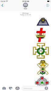 Masonic Stickers App For Iphone Free Download Masonic