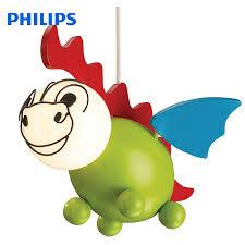 philips children s chandelier cartoon children s bedroom room creative chandelier small dragon chandelier with light bulb