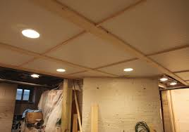 Ceiling Before Painting