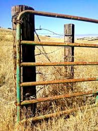 wire farm fence gate. I Dunno What It Is About Rust And Barbed Wire. Wire Farm Fence Gate