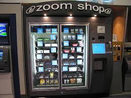 Ipod Vending Machine Locations
