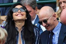 Lauren Sanchez and Jeff Bezos 'relieved ...