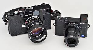 sony rx100 iii. zeiss ikon zi with leica lens and sony rx100 iii rx100 iii d