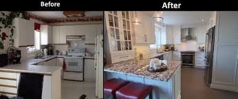 Kitchen Remodel Before And After Furniture Kitchen Remodeling Ideas Before And After Front Door