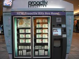 Proactiv Vending Machine Coupon Code Fascinating Proactive Kiosk Prices October 48 Sale