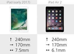 IPad, air 2 vs iPad, air 1 comparison - Macworld