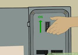 wiring a stove outlet wiring image wiring diagram how to install a stove 220 line pictures wikihow on wiring a stove outlet