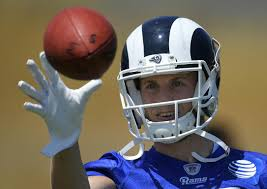 Rams 2017 Depth Chart Cooper Kupp Atop Depth Chart For Los Angeles Rams The