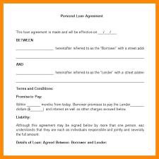 Art Loan Agreement Template Free Sample Form Between Friends