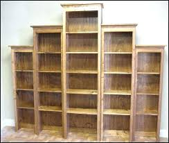 rustic wooden shelving units custom wood shelving rustic wood retail bookcase shelf display custom wood shelving