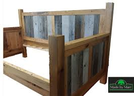 Handmade Reclaimed Oak Daybed by Made by Marr Wood Working Design