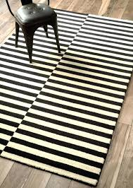 black and white striped rug 8x10 black and white striped rug endearing best home sweet images black and white striped rug