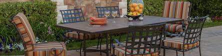 Jaclyn Smith Patio Dining Sets  GCcourt HouseWrought Iron Outdoor Furniture Clearance
