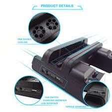 3 в 1 для PS4/PS4 Slim/PS4 PRO вертикальная <b>подставка</b> с ...