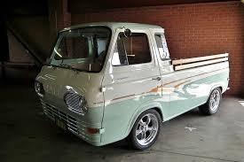 1961 Ford Econoline pick up | #Classic #Cars, #Trucks, #Van's and ...