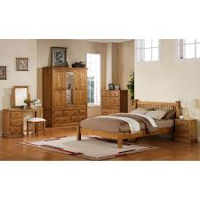 Next Mirrored Bedroom Furniture Napier Pine Triple Mirror Next Day Select Day Delivery
