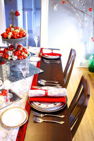 Kitchen Table Settings Dining Room Table Setting Decoration Ideas Epic Image Of Dining