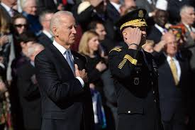 u s department of defense photo essay vice president joe biden left and maj gen jeffrey s buchanan