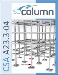 Pca Column Design Structurepoint Design Examples