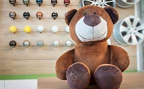 <b>Мягкая игрушка Skoda Teddy</b> Bear Kodiaq