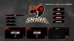 Twitch Stream Design Design Amazing Twitch Overlay And Logo For Your Stream
