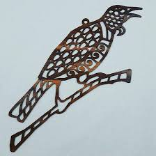 tui stencil wall art small on laser cut wall art nz with tui stencil wall art small laser cut products designed and made