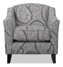 Image Sofa Living Room Furniture Wilmington Accent Chair Paisley Levin Furniture Wilmington Accent Chair Paisley