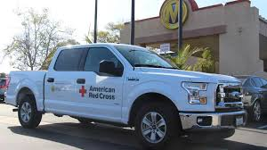 4 SoCal Manheim auctions donate F-150 to Red Cross disaster fleet ...