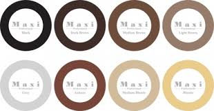 Nanogen Fibres Colour Chart Ds Products Specialist Hair Thickening Products New