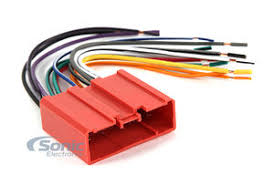 scosche ma03b wire harness to connect an aftermarket stereo product scosche ma03b