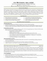 Healthcare Administration Resume Examples Best Of Lean Six Sigma