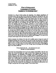 what is dickens social commentary of victorian england in a   charles dickens · a christmas carol page 1 zoom in