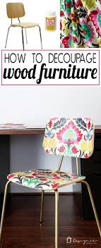 decoupage ideas for furniture. contemporary decoupage did you know can decoupage furniture to get an  for decoupage ideas furniture